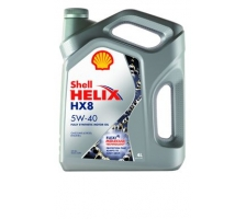 Helix HX8 Synthetic 5W-40  4 л