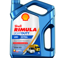 Rimula Light Duty LD5 Extra 10W-40 4л